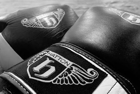 Hatton Boxing gloves